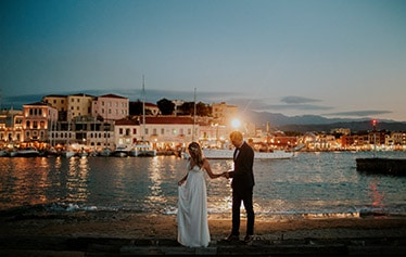 Wedding-in-Crete-White-on-black-studio-wedding-photography