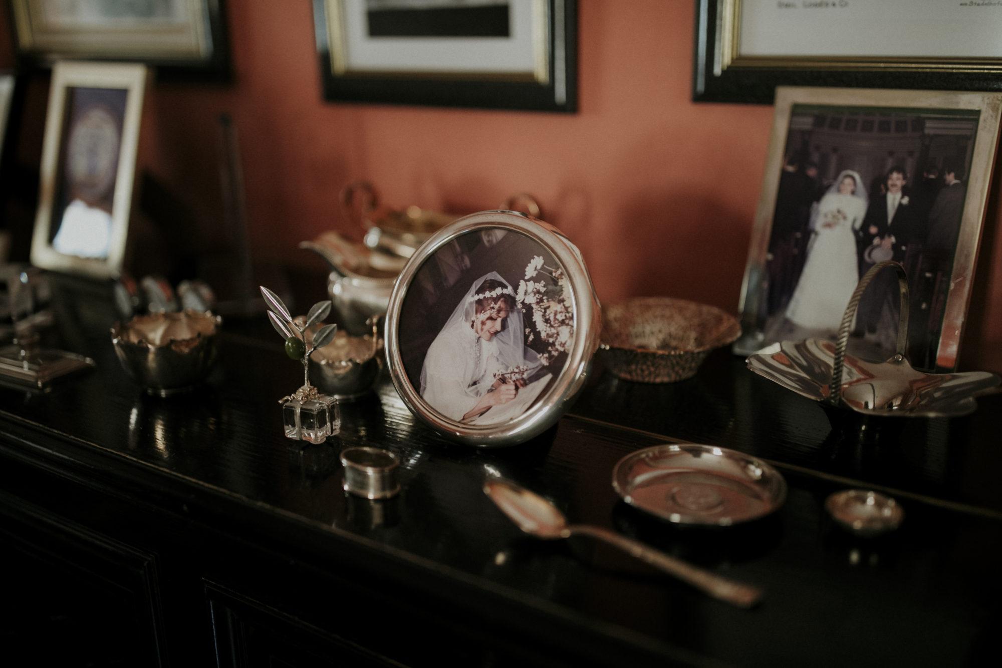 Kyriakos & Bonnie Thessaloniki White On Black Studio Wedding Photography (1)