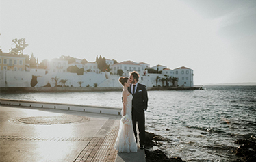 Wedding In Spetses Greece Vasilis Eva 10min