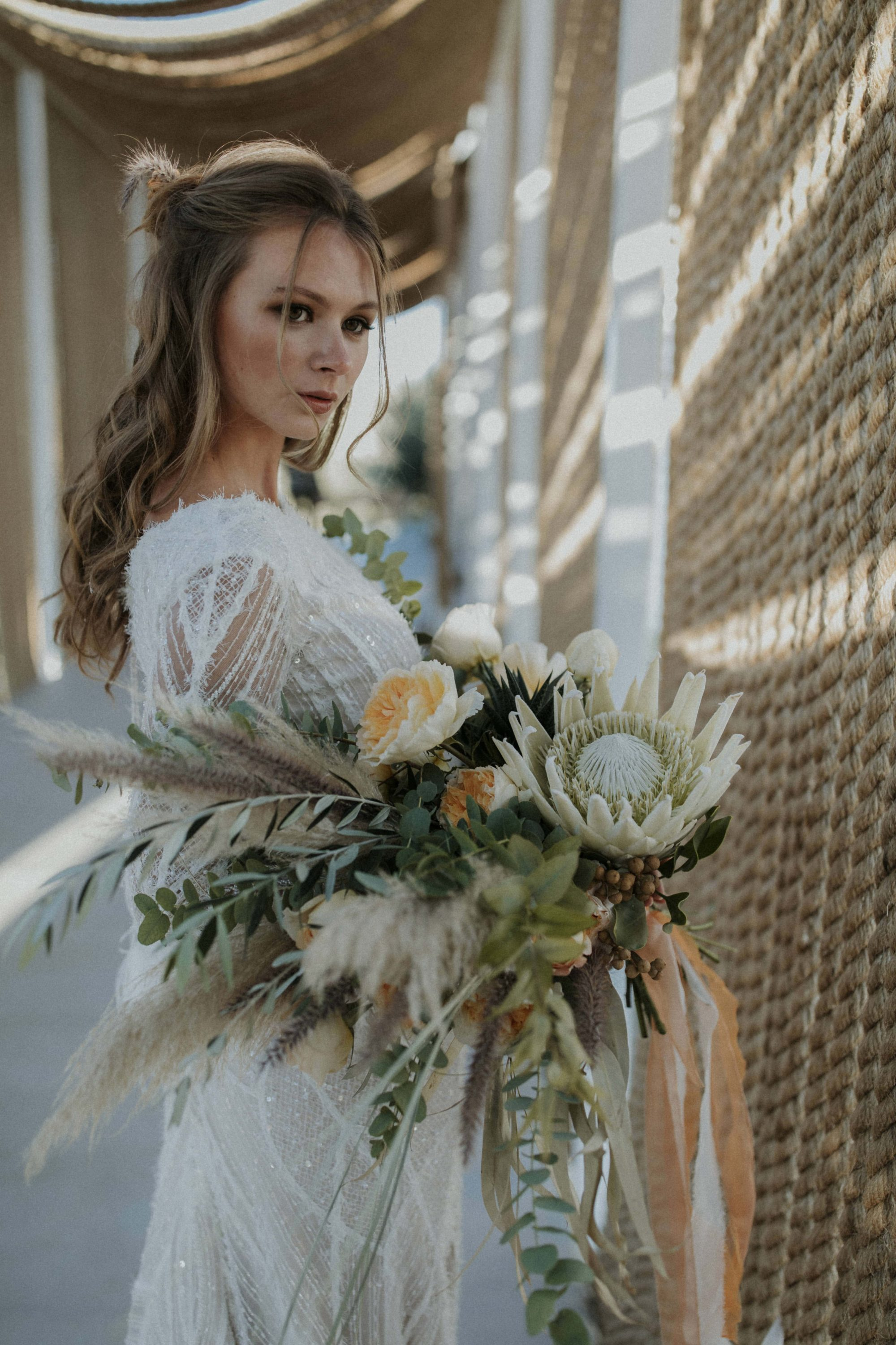 BOHO DESERT WEDDING INSPIRATION IN NICOSIA CYPRUS WHITE ON BLACK STUDIO (2)