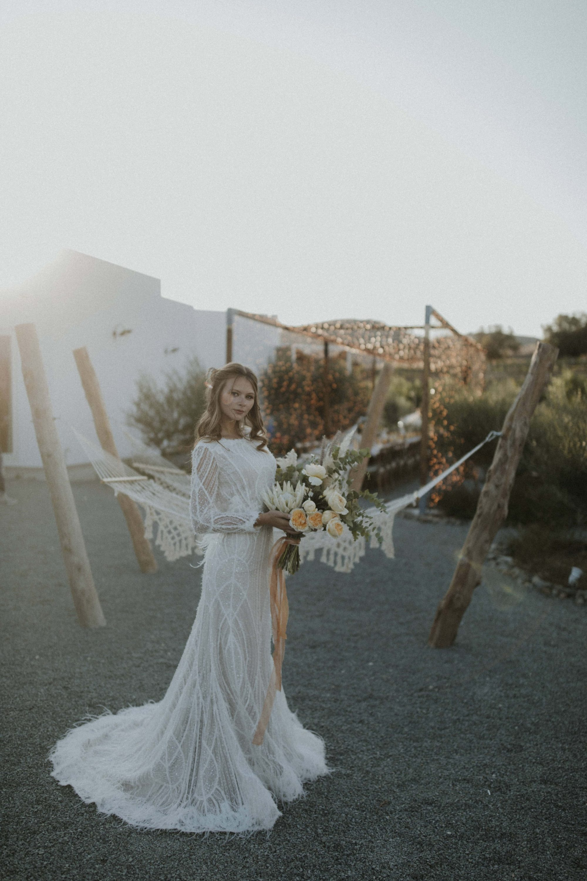 BOHO DESERT WEDDING INSPIRATION IN NICOSIA CYPRUS WHITE ON BLACK STUDIO (4)