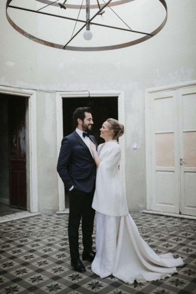 Idil & Emre Wedding In Thessaloniki Greece White On Black Studio Photography (3)