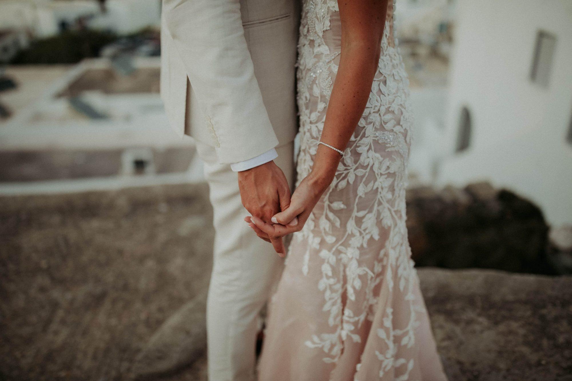 Wedding In Paros Tania & Frank White On Black Studio Wedding Photography (310)